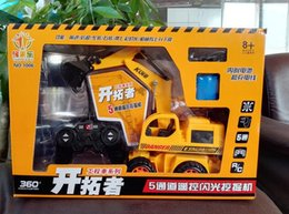 Wholesale Wireless Cars Toys - Since the music to the production for sale since the sale of wireless remote control car children 's remote control toy car special sales