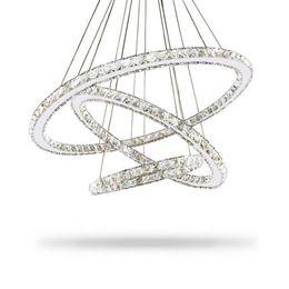 Wholesale Suspension Ceiling Light - Modern Lustre Led Crystal Chandelier Lighting K9 Chandeliers Ceiling Light Lamparas De Techo Hanglamp Suspension Pendant Light