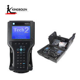 Wholesale Engine For Suzuki - High Quality GM Tech 2 GM Holden Opel SAAB Suzuki Isuzu Diagnostic tool GM Tech2 Support 6 Languages High Quality with Two years Warranty