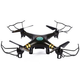 Wholesale Rc Cruises - Wholesale- Dron Professional Drones GPTOYS F2 Aviax Headless Mode Cruise Control 2.4G 4CH RC Quadcopter with 360 Degree Rotation Function