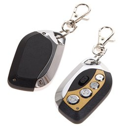 Wholesale Universal Remote Auto - Wholesale- Hot 1PC 433MHz Wireless Auto Remote Control Duplicator Frequency Adjustable Keychain