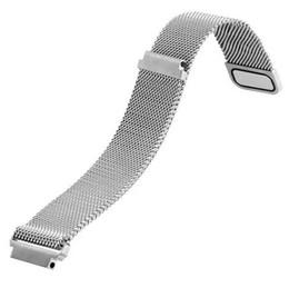 Link più recente Bracciale in acciaio inossidabile per Huawei Watch Band Milanese Loop Strap Chiusura magnetica da chiusure in acciaio inossidabile fornitori