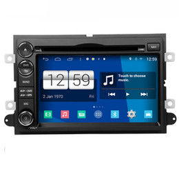Wholesale Car Navi Ford - 7'' Winca S160 Android 4.4 Car DVD GPS Player For Ford Explorer   Fusion With Radio Stereo Multimedia Navi Map