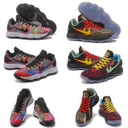 Wholesale Draw Shoes - Hyperdunk Low 2017 Los Angeles Chicago Drew League PE Men Shoes Basketball Wholesale Drop Shipping