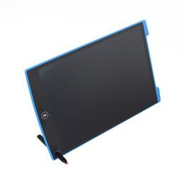 "Wholesale Mini Lcd Boards - 12"" LCD Mini Writing Drawing Tablet Portable Electronic Writing Board Can Be Used as Whiteboard Bulletin Board Memo Board"