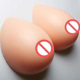 Wholesale Silicone Boob Fake Breast - Sz A to K sexy Artificial Breasts Silicone Breast Forms Fake Boobs Realistic Silicone breast forms