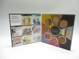 Wholesale Black Books - 2017 New brand Good quality with best price Fast delivery the little BLACK BOOK OF BRONZERS 8 colors eyeshadow free shipping