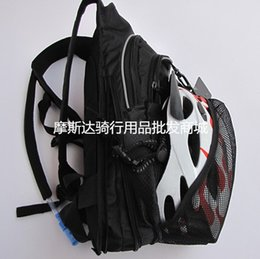 Wholesale Waterproof Bag 2l - Wholesale- 2015 New 2L Waterproof Bicycle Shoulder Backpack Ultralight Riding Travel Hydration Water Bag PB02