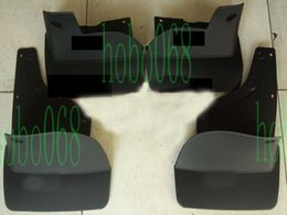 Wholesale Mud Guards For Cars - 4X set car Mud Guard Fender Wheel Splash Guard For Toyota Land Cruiser 4700 FJ100 98-07