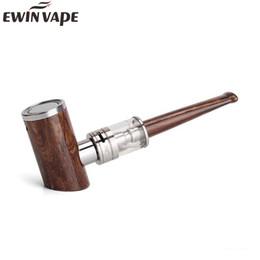 electronic pen pipe 2018 - Wholesale- Electronic Cigarette E pipe Kamry K1000 Plus Kit 1000mAh E-Pipe kit Wooden Design Hookah Pen vape VS epipe 618 kit ego aio