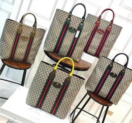 Wholesale Interior Shop - New Fashion Bags for women and men handbag Boston Bags brand G Shopping bags