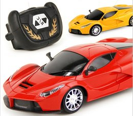 Wholesale Car Toy Boys Kid - Hot Selling free shipping Toy Electric Car model Rc Cars drift Remote control High Speed racing Gift for Kids boys christmas toy