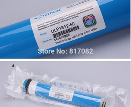 Wholesale Reverse Osmosis Systems - New Vontron ULP1812-50 Residential Water Filter 50 gpd RO Membrane NSF Used For Reverse Osmosis System