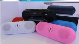 Wholesale pill stereo - Pill XL Bluetooth Mini Speaker Protable Wireless Stereo Music Sound Box Audio Super Bass U Disk TF Slot With Handle