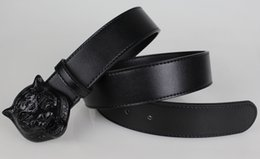 Wholesale Metal Waist Belt Women - 2017 New Designer Brand Men's Belts Man Fashion strap with metal buckle cinto feminino ceinture Male Waist Strap 105cm-125cm