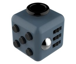 Wholesale Black Magic Designs - Magic Fidget Cube Decompression Toy Anxiety Toys Adults And Kids Stress Relief Toy With Retail Box 11 Designs in Stock