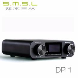Livraison Gratuite HIFI Sans Perte Lecteur AK4452 Audio USB DAC Décodage Numérique Platine Amplificateur Casque Carte SD / Optique / USB Entrée DC9V ? partir de fabricateur