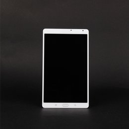 Wholesale Galaxy S Lcd Display - LCD Touch Display Screen High Quality Brand New Tested Replacement Assembly For Samsung GALAXY Tab S 8.4 T700 Black And White