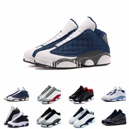 Wholesale High Boots For Womens - High Quality Air Retro 13s XIII Basketball Shoes Mens Sneakers Wholesale Sports running shoe for womens Trainers Athletics boots men outdoor