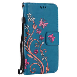 Wholesale Grand Flip Cover - Flower Leather Flip Case For Samsung Galaxy Grand Prime G530 Core G360 J5 J7 Prime On5 2016 Huawei P10 Plus Mate9 Sony E5 LG G5 V10 Cover