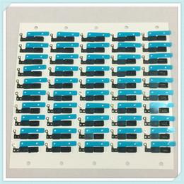 Griglia per altoparlanti iphone online-DHL libero 1000 PZ Adesivo Orecchio Altoparlante Auricolare Anti Polvere Schermo griglia di Ricambio per iPhone 77 plus 6 s 6 più 5 s 5g 4 s