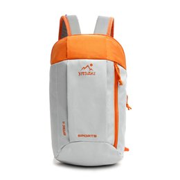 Wholesale Football Function - Sports Casual Backpack Ultra Light Multi Function Riding Pack Men And Women Outdoor Climbing Travel Shoulder Bag 7 Colors Fashion 13bg F