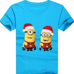 Wholesale Shorts Babys - 2017 New style T-shirts for boys and girls 3D cartoon print cotton kids t-shirts short sleeves Round Neck babys T-shirts