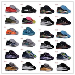 Wholesale Turf Soccer Shoe Green - X Proximo Street TF Soccer Shoes Men Proximo Turf Football Shoes Indoor Futsal Soccer Boots Football Boots Football Cleats Athletic Shoes