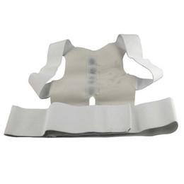 Wholesale Shoulders Support - Wholesale- Adjustable Posture Corrector and Shoulder Back Support Comfort Correction Belt for men womens Sitting Posture Correction Brace