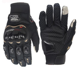 Wholesale Riding Full Finger Protective Gloves - 2017 hot sale Riding Tribe Touch Screen Gloves Motorcycle Gloves Winter & Summer Motos Luvas Guantes Motocross Protective Gear Racing Glove