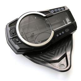 Wholesale R Clustering - SpeedoMeter Gauge Tach Clock Cluster Cover For Suzuki GSXR750 GSX-R 600 2011 2012 2013 K11