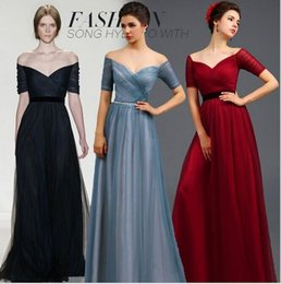 Dropshipping Long Evening Dresses For Short Ladies UK | Free UK ...