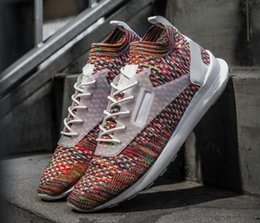 Wholesale Cheap Gum - ZOKU RUNNER ULTRAKNIT Multicolor Classic Gum Sole Sneaker,Cheap Throwback running sneaker,Mens Classic Shoes,Casual Training Running Shoes
