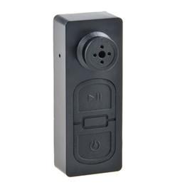 Wholesale max audio - 720P Button DVR Camcorder Mini DVR Digital Video Audio Recorder Support Max 32GB TF Card