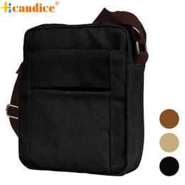 Wholesale Doctor Hard - Wholesale- Best Gift Hcandice New Fashion Canvas energetic Men's Shoulder Bag bea6613