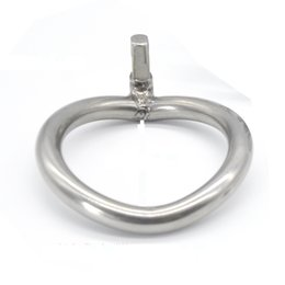 Wholesale Erection Rings - 3 size For Choose Male Chastity Device Cock Cage Additional Spares Penis Ring Anti Erection Scrotum Clamp,Sex Toy,Adult Game,CPR-5