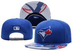 Wholesale Toronto Blue Jays Hats Cheap - 2017 wholesale newest Fashon Toronto Adjustable Blue Jays Snapback Hat Thousands Snap Back Hat For Men Basketball Cap Cheap Hat Baseball Cap