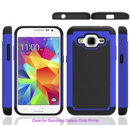 Wholesale Universal Mesh - Shockproof 2 in 1 Rugged Mesh Rubber Case Football Skin Silicone Case Cover For Samsung J3 A3 2017 J5 J7 Prime A5 A3 2016