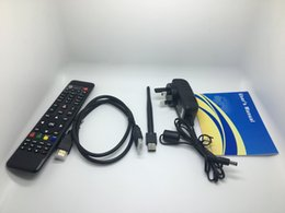Wholesale Singapore Cable Receiver - 1pcs hd cable starhub box v9 pro DVB C t2 TV Cable starhub box V9 Pro Upgrade for V8 golden support WIFI+Youtube tv receiver for Singapore