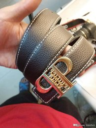 Wholesale Mens Leather Belts Sale - 2017 Hot sale new Brand P Belt Mens womens 5 color high Quality Genuine Leather Designer Cowhide Q Belts Luxury Belts for gift