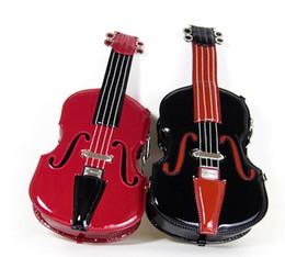 Wholesale Cartoon Violin - 2017 new fun Violin guitar style fun cartoon guita bags women Messenger shoulder bags Handbags Famous Brand Ladies Designer Bags