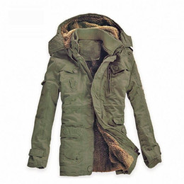 Wholesale Men Jacket Parkas - 2016 New Fashion Winter Jacket Men Breathable Warm OutdoorSport Coat Parkas Thickening Casual Cotton-Padded Jacket 3XL XXXXL