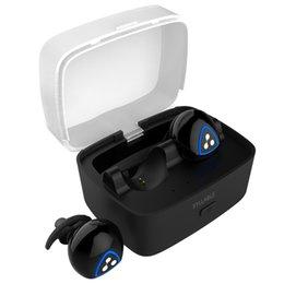 Wholesale Apt X - D900 Updated version NEW Original Syllable D900S Earphone Wireless Bluetooth4.0 Apt-x IPX4 Waterproof Earbud Earphones black  white
