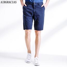 homens de carga curta Desconto Atacado- AIRGRACIAS Último projeto Simples  Casual Cargo Pant Men s Baggy 033115361b760
