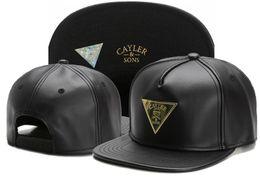 Wholesale Cheap Yellow Diamonds - Cheap Newest Adjustable CAYLER & SONS snapbacks Hats snapback caps Cayler and sons hat baseball hats last kings cap diamond