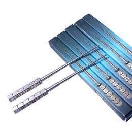 2019 utensile a micro-bobina Micro Coil Jig Wire Tool Stick Utensili a spirale in acciaio inossidabile SS Wrapping Wick Cacciavite Winder per DIY RDA RBA Ecig Rebuildable Atomizer Maker utensile a micro-bobina economici