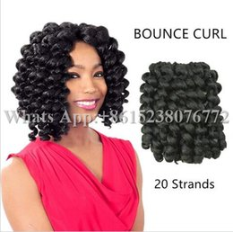 Wholesale Hair Ringlets - Freetress Braid 2X Wand Curl Crochet Braid RINGLET WAND CURL African curly braid Big Beautiful Hair Synthetic braiding hair extenison braids
