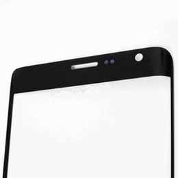 Wholesale Note Touch Screen Glass - High Quality Original Front Outer Touch Screen Glass Lens Replacement for Samsung Galaxy Note Edge N9150 N915P free DHL