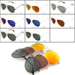 Wholesale Polarized Sunglasse - summer men polarized Sunglasses UV400 protection cycling Sun glasses outdoors Fashion women driving Sunglasse 7colors free shipping
