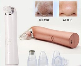Wholesale Brand New Electric Facial Blackhead Acne Remover Vacuum Facial Pore Cleanser Beauty Equipment Anti Wrinkle Skin Care Machine Manufacturer